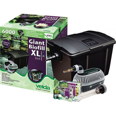 Giant biofill xl set 6000